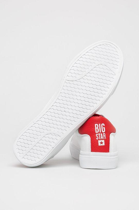 Big Star - Topánky biela