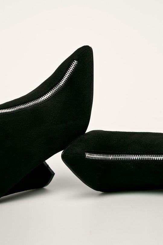 čierna Big Star - Členkové topánky