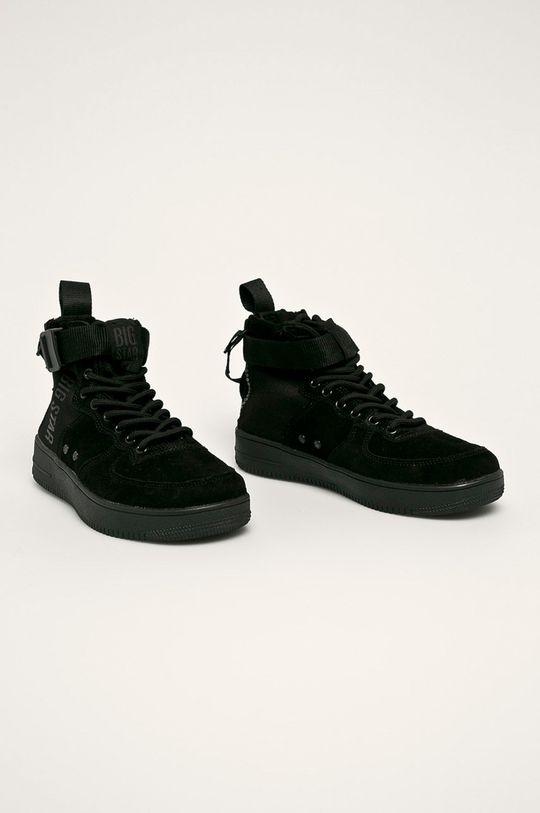 Big Star - Pantofi negru