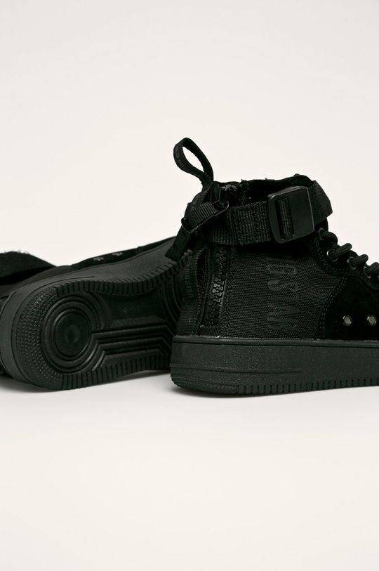 Big Star - Pantofi Gamba: Material textil, Piele naturala Interiorul: Material textil Talpa: Material sintetic