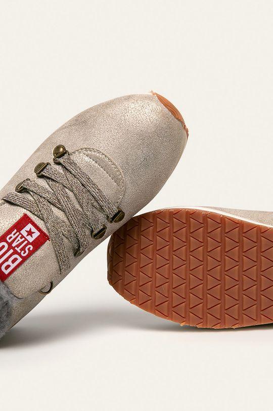 béžová Big Star - Topánky