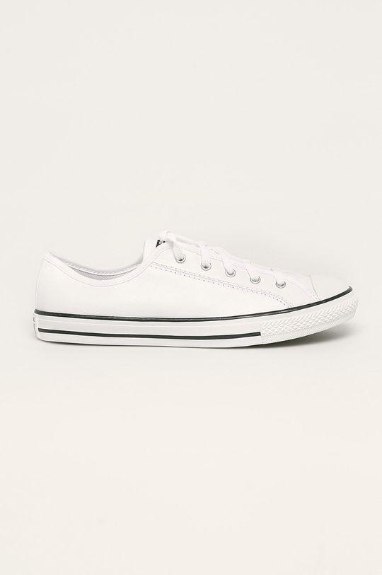 biela Converse - Kožené tenisky Dámsky