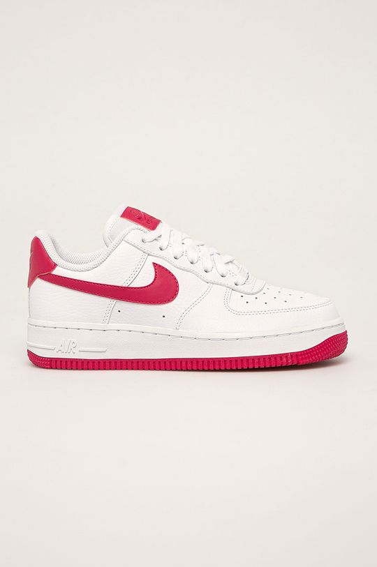 biela Nike Sportswear - Topánky Air Force 1 '07 Dámsky
