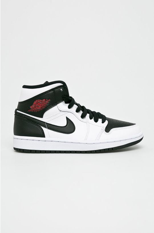 бял Jordan - Обувки Air Jordan 1 Mid Жіночий