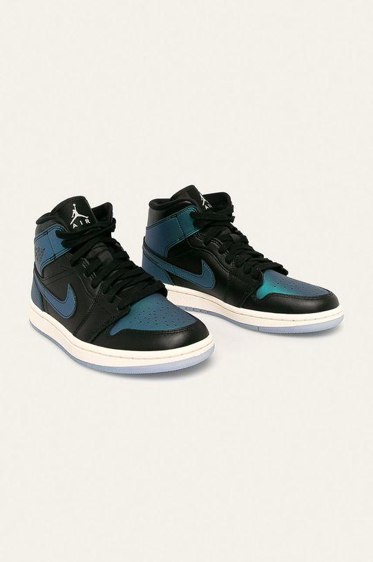 Jordan - Обувки Air Jordan 1 Mid черен