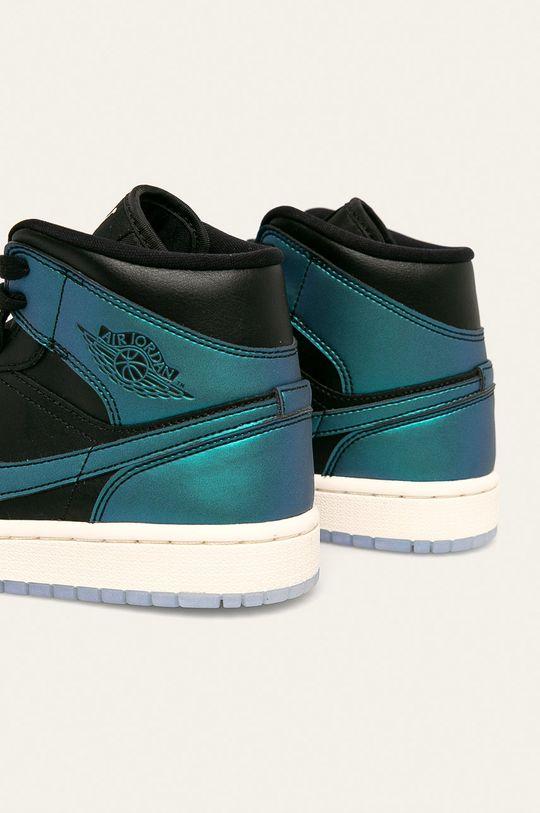 Jordan - Обувки Air Jordan 1 Mid  Горна част: Синтетичен материал, Естествена кожа Вътрешна част: Текстилен материал Подметка: Синтетичен материал