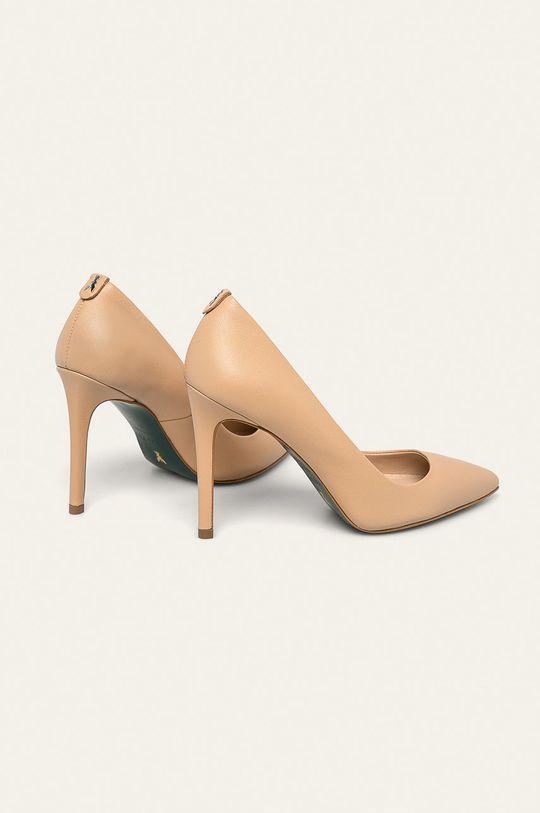 Patrizia Pepe - Pantofi cu toc  Gamba: Piele naturala Interiorul: Piele naturala Talpa: Material sintetic