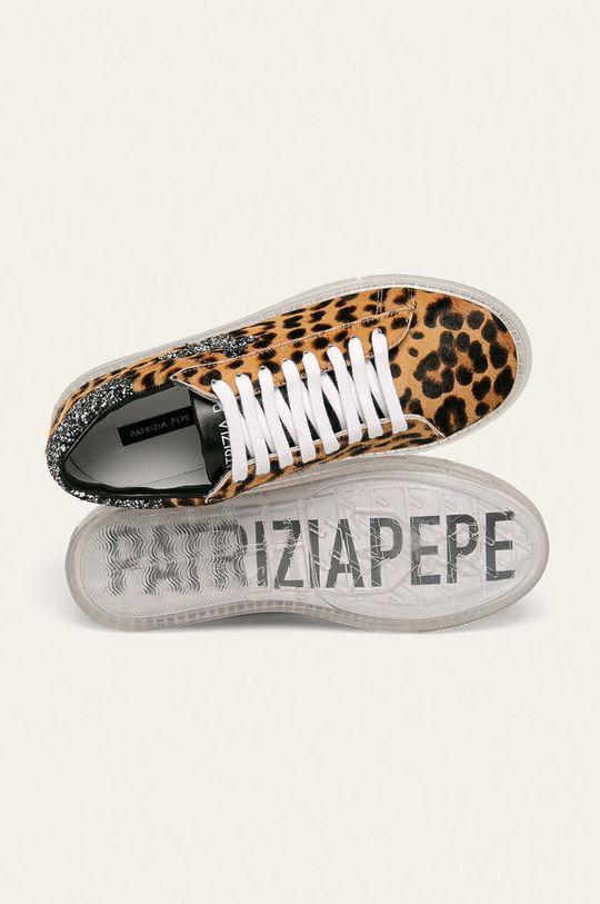 Patrizia Pepe - Kožené boty Dámský