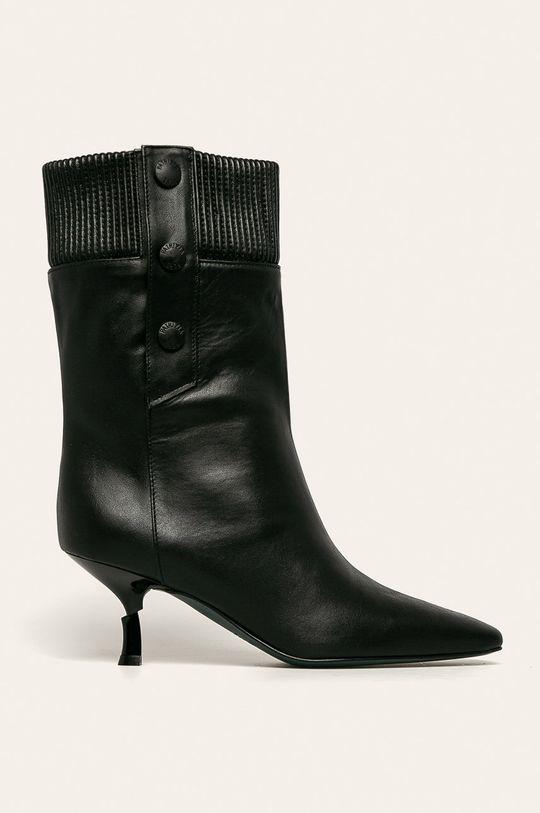 negru Patrizia Pepe - Cizme de piele De femei