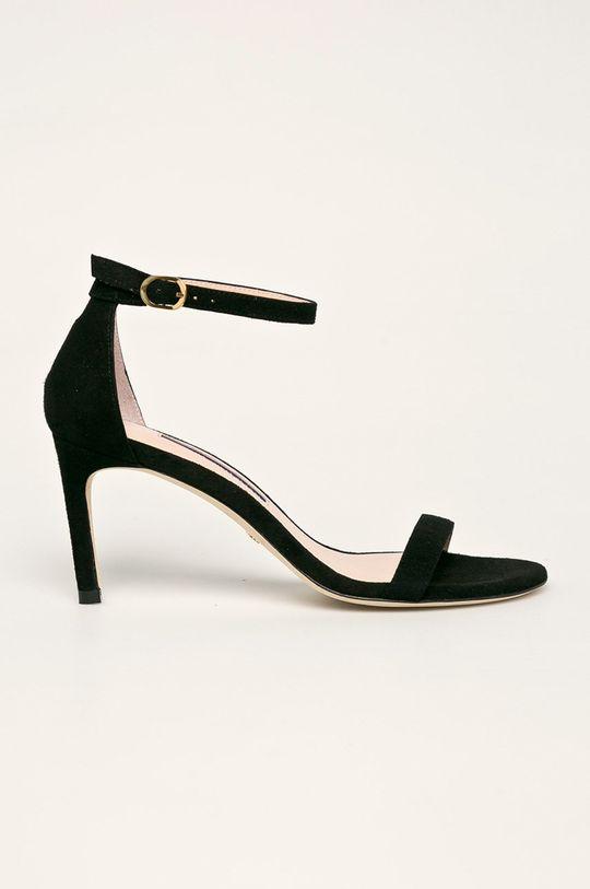 negru Stuart Weitzman - Sandale De femei