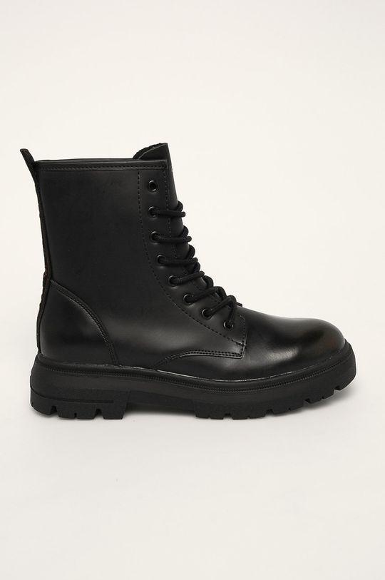 čierna Wrangler - Členkové topánky Dámsky