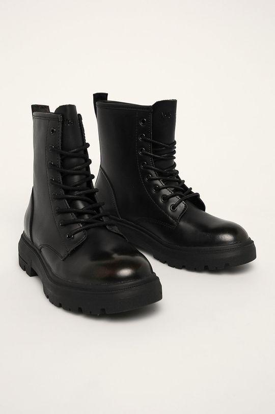 Wrangler - Členkové topánky čierna