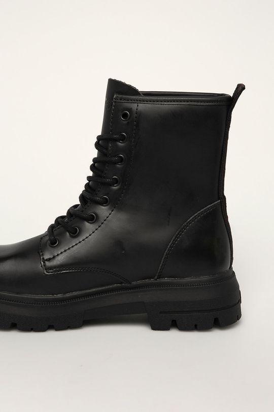 Wrangler - Členkové topánky  Zvršok: Prírodná koža Vnútro: Textil Podrážka: Syntetická látka