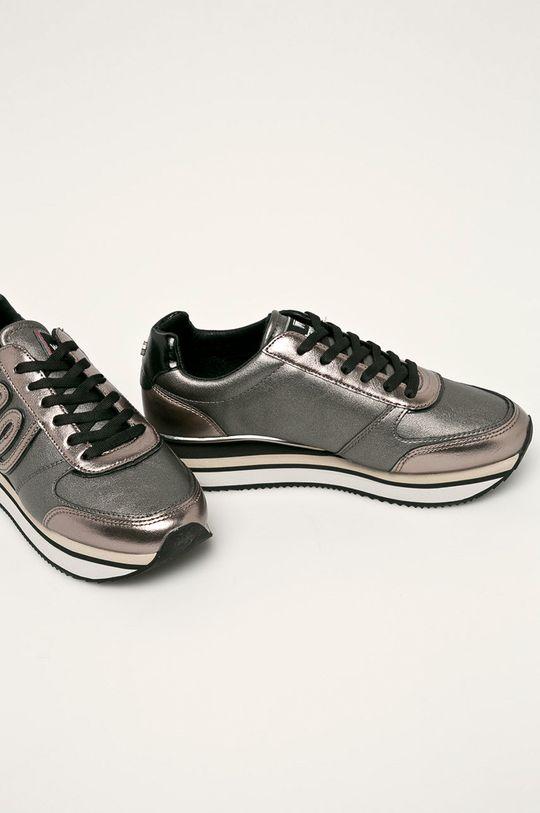Wrangler - Topánky hnedá