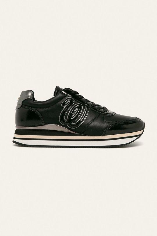 čierna Wrangler - Topánky Dámsky