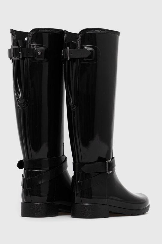 Hunter - Cizme negru