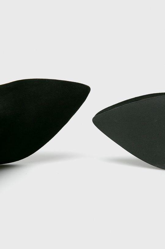 negru Solo Femme - Botine