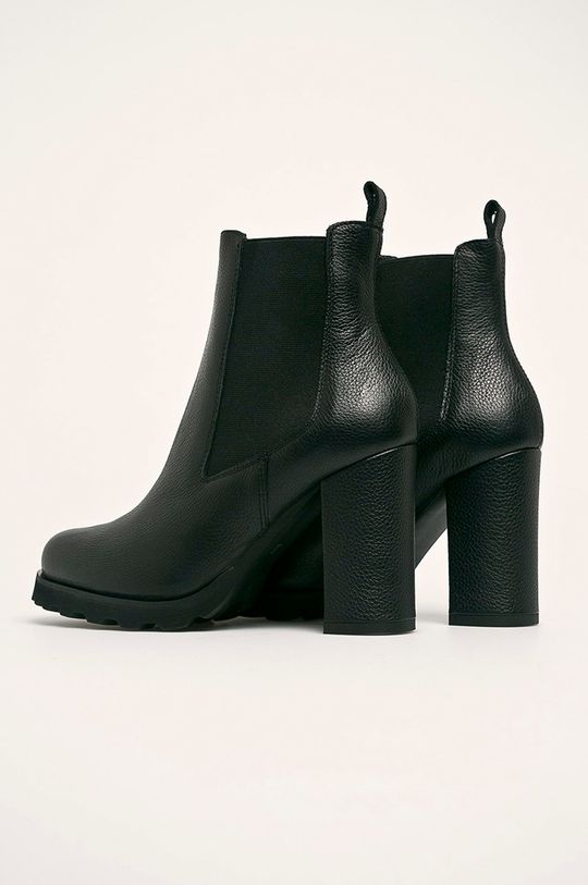 Solo Femme - Členkové topánky  Zvršok: Prírodná koža Vnútro: Textil Podrážka: Syntetická látka