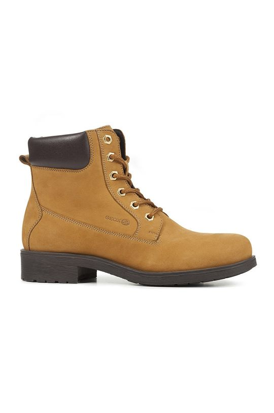 chihlimbar Geox - Pantofi Rawelle De femei