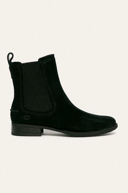 čierna UGG - Členkové topánky Hillhurst II Dámsky