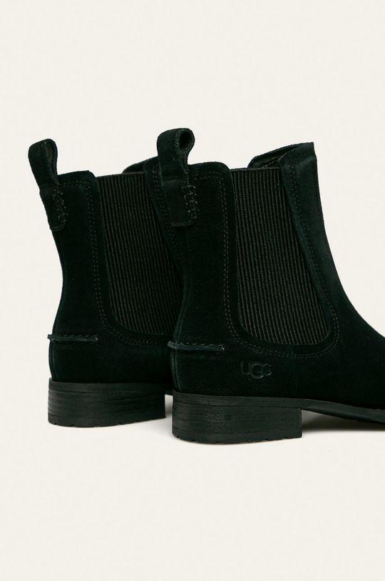 UGG - Členkové topánky Hillhurst II  Zvršok: Textil, Prírodná koža Vnútro: Textil, Prírodná koža Podrážka: Syntetická látka