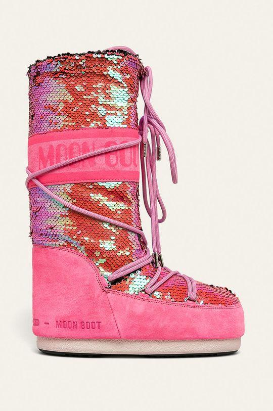 fucsie Moon Boot - Cizme de iarna Classic Disco De femei