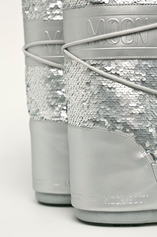 Moon Boot - Cizme de iarna Classic Disco Gamba: Material sintetic, Material textil Interiorul: Material textil Talpa: Material sintetic