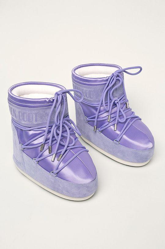 Moon Boot - Cizme de iarna violet