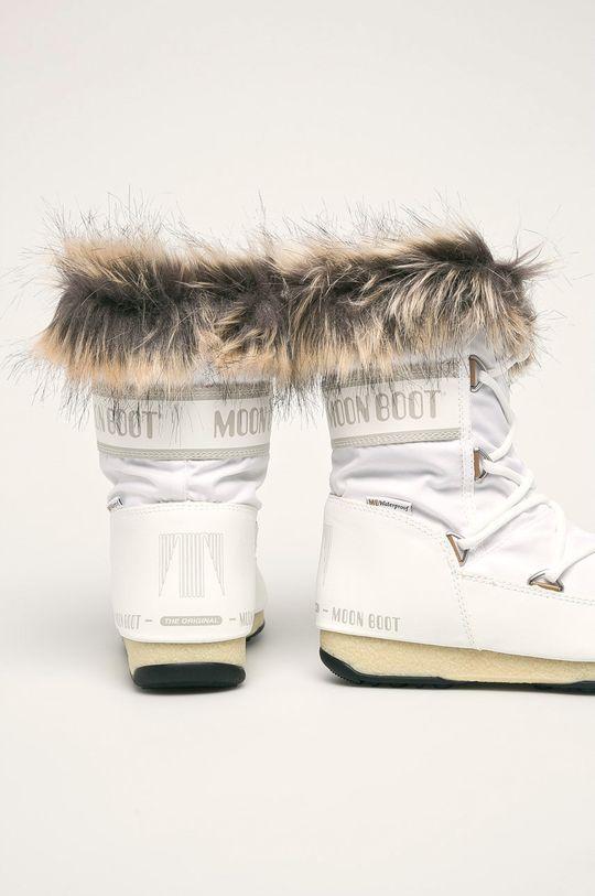 Moon Boot - Śniegowce Monaco Low WP 2 Cholewka: Materiał syntetyczny, Materiał tekstylny, Wnętrze: Materiał tekstylny, Podeszwa: Materiał syntetyczny
