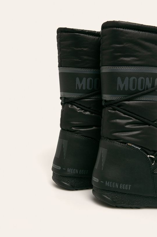 Moon Boot - Śniegowce High Nylon WP Cholewka: Materiał syntetyczny, Materiał tekstylny, Wnętrze: Materiał tekstylny, Podeszwa: Materiał syntetyczny