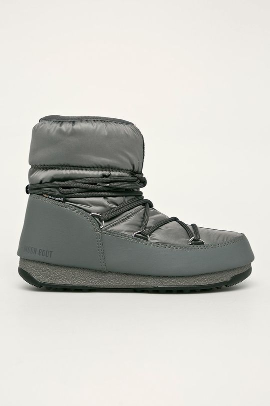 gri Moon Boot - Cizme de iarna Low Nylon Wp 2 De femei