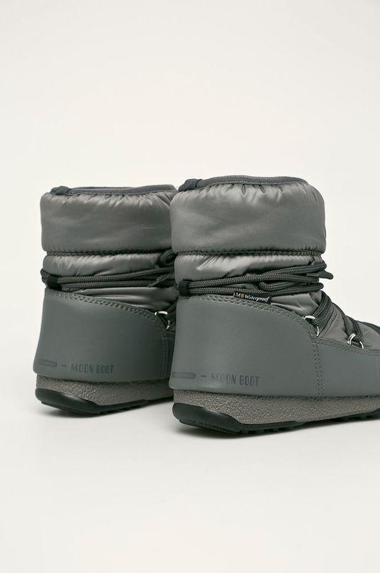 Moon Boot - Cizme de iarna Low Nylon Wp 2 Gamba: Material sintetic, Material textil Interiorul: Material textil Talpa: Material sintetic