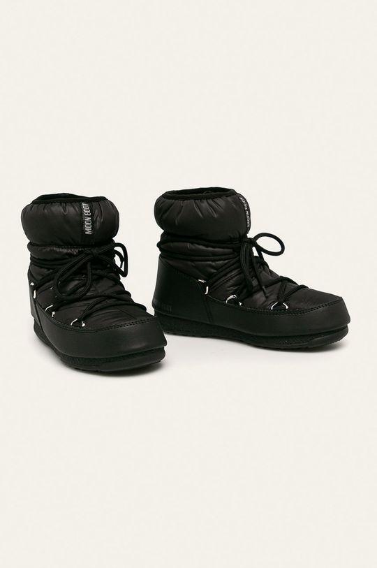 Moon Boot - Sněhule Low Nylon Wp 2 černá