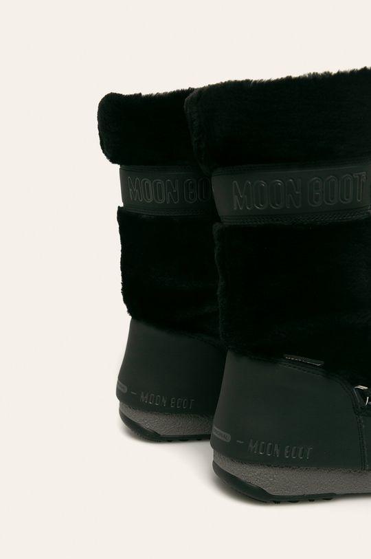 Moon Boot - Cizme de iarna Monaco Fur WP Gamba: Material sintetic, Material textil Interiorul: Material textil Talpa: Material sintetic