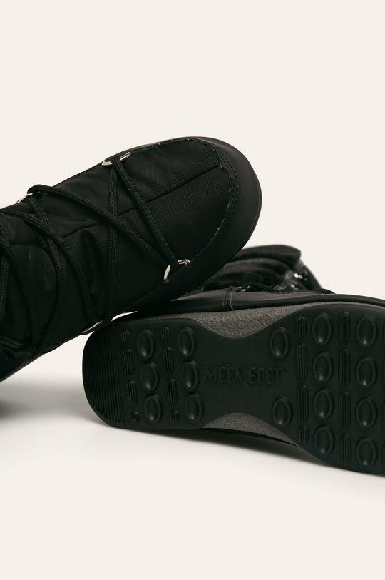 negru Moon Boot - Cizme de iarna Monaco Fur WP