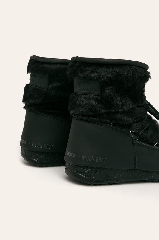Moon Boot - Śniegowce Monaco Low Fur Wp 2 Cholewka: Materiał syntetyczny, Wnętrze: Materiał tekstylny, Podeszwa: Materiał syntetyczny