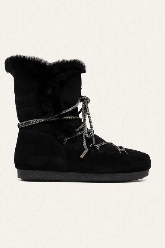 negru Moon Boot - Cizme de iarna Moon Boot Far Side High Shear De femei