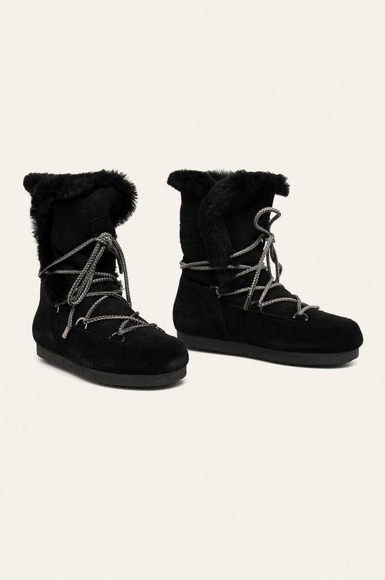 Moon Boot - Cizme de iarna Moon Boot Far Side High Shear negru