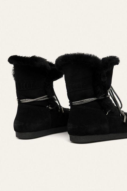 Moon Boot - Cizme de iarna Moon Boot Far Side High Shear Gamba: Piele naturala Interiorul: Material textil, Lana Talpa: Material sintetic