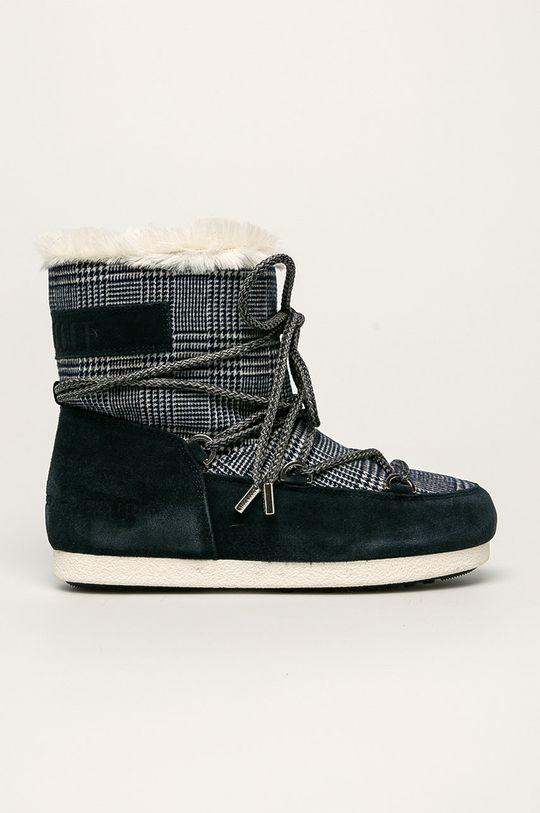 bleumarin Moon Boot - Cizme de iarna De femei