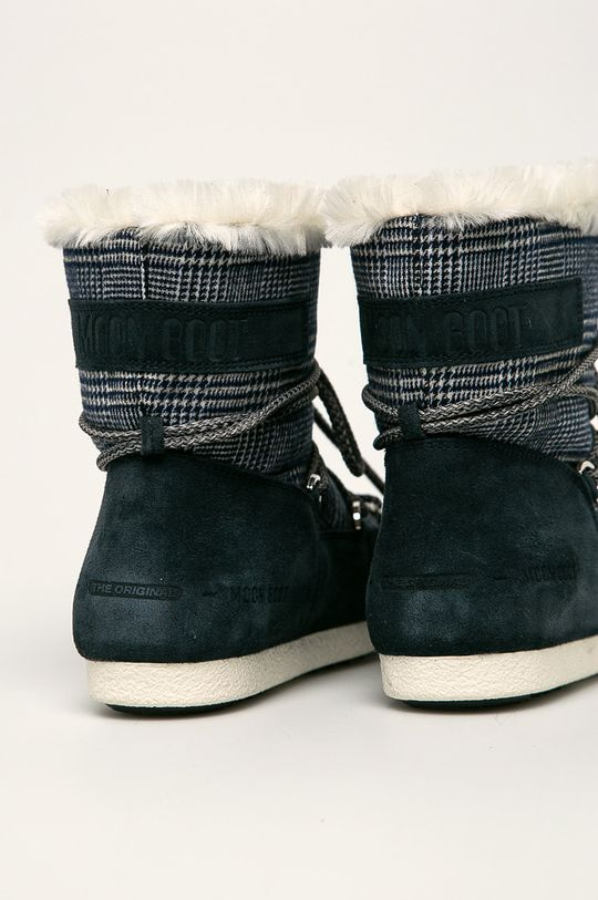 Moon Boot - Cizme de iarna Gamba: Material textil, Piele naturala Interiorul: Material textil Talpa: Material sintetic