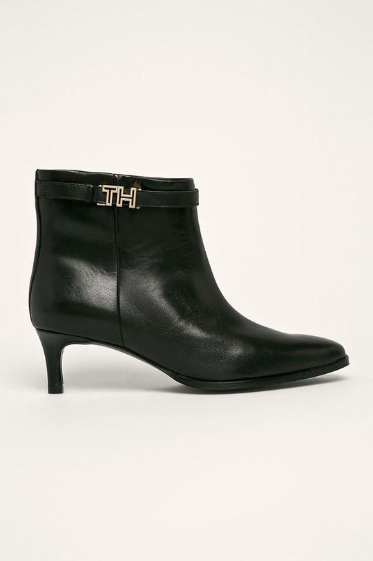 čierna Tommy Hilfiger - Členkové topánky Dámsky