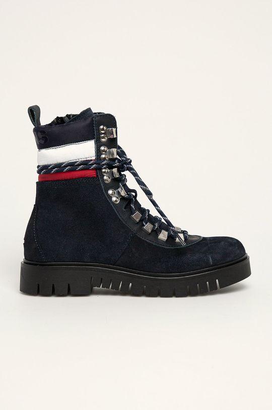 темно-синій Tommy Jeans - Черевики Жіночий