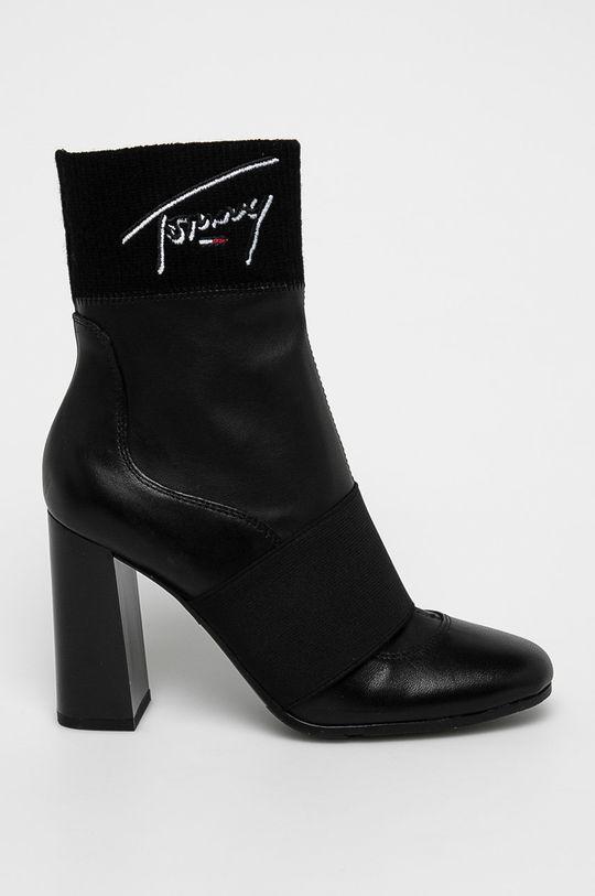 negru Tommy Jeans - Botine De femei