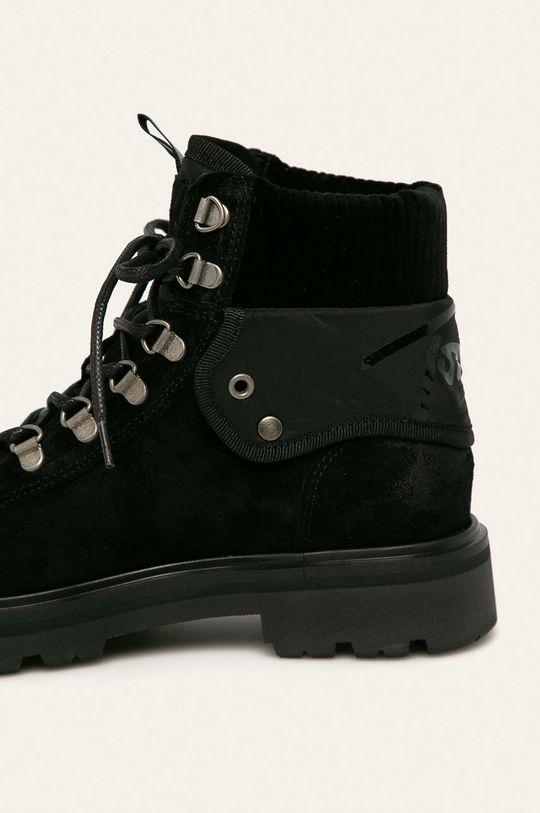 чорний Tommy Jeans - Черевики