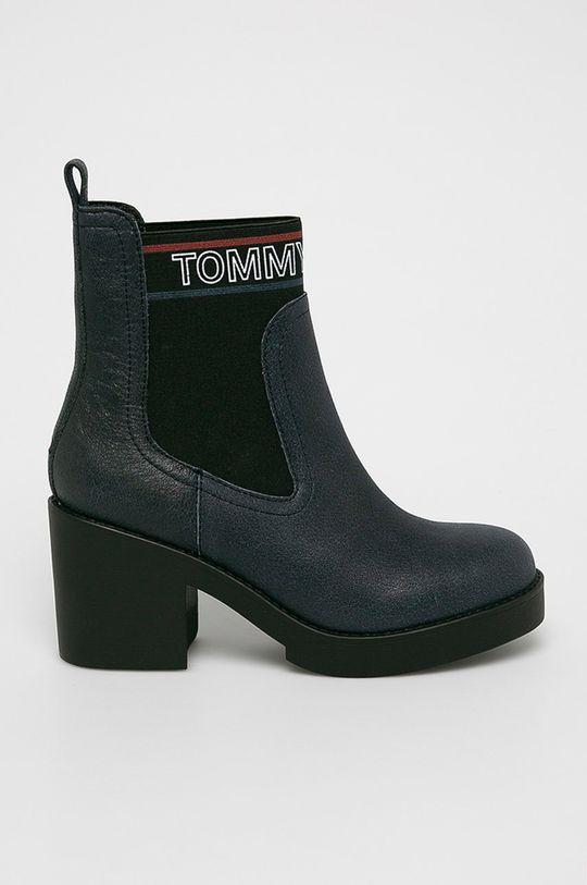 bleumarin Tommy Jeans - Botine De femei