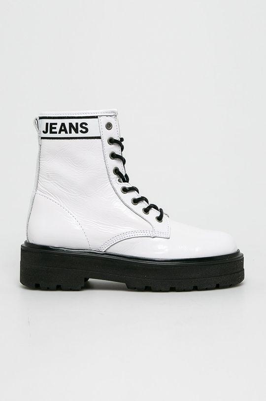 білий Tommy Jeans - Черевики Жіночий