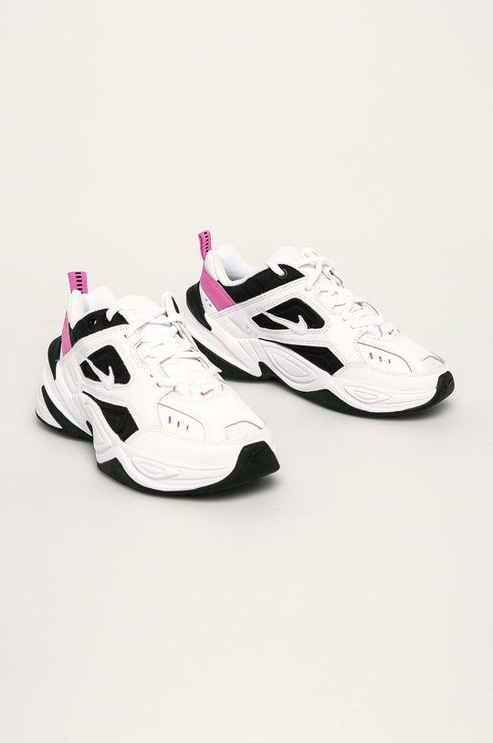 Nike Sportswear - Обувки W Nike M2K Tekno бял