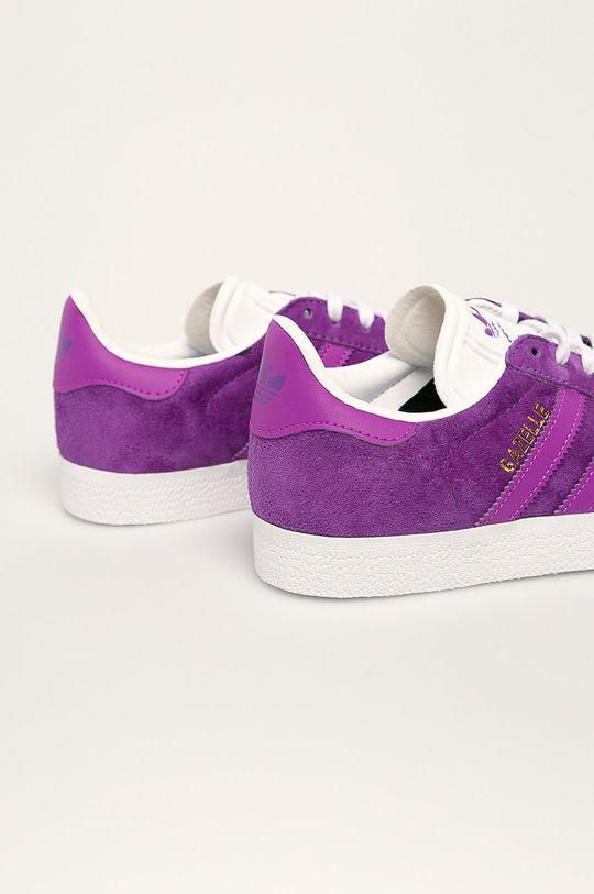 adidas Originals - Topánky Gazelle  Zvršok: Syntetická látka, Prírodná koža Vnútro: Textil, Prírodná koža Podrážka: Syntetická látka