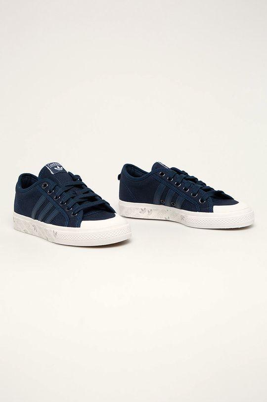 adidas Originals - Tenisi Nizza bleumarin